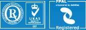 Lloyd's Register Quality Assurance ISO9001 - FPAL Registered