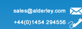 Email sales@alderley.com | Phone +44 (0)1454 294556